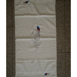 ///Mflight Club towel wihte