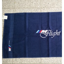 ///Mflight Club towel blue